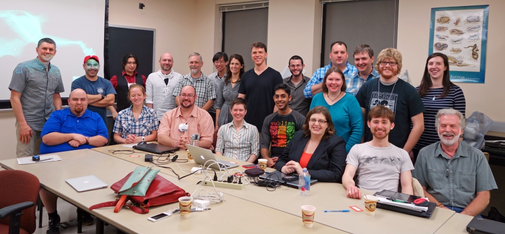 The Austin Working Group Meeting, April 2–3 at The University of Texas, Austin