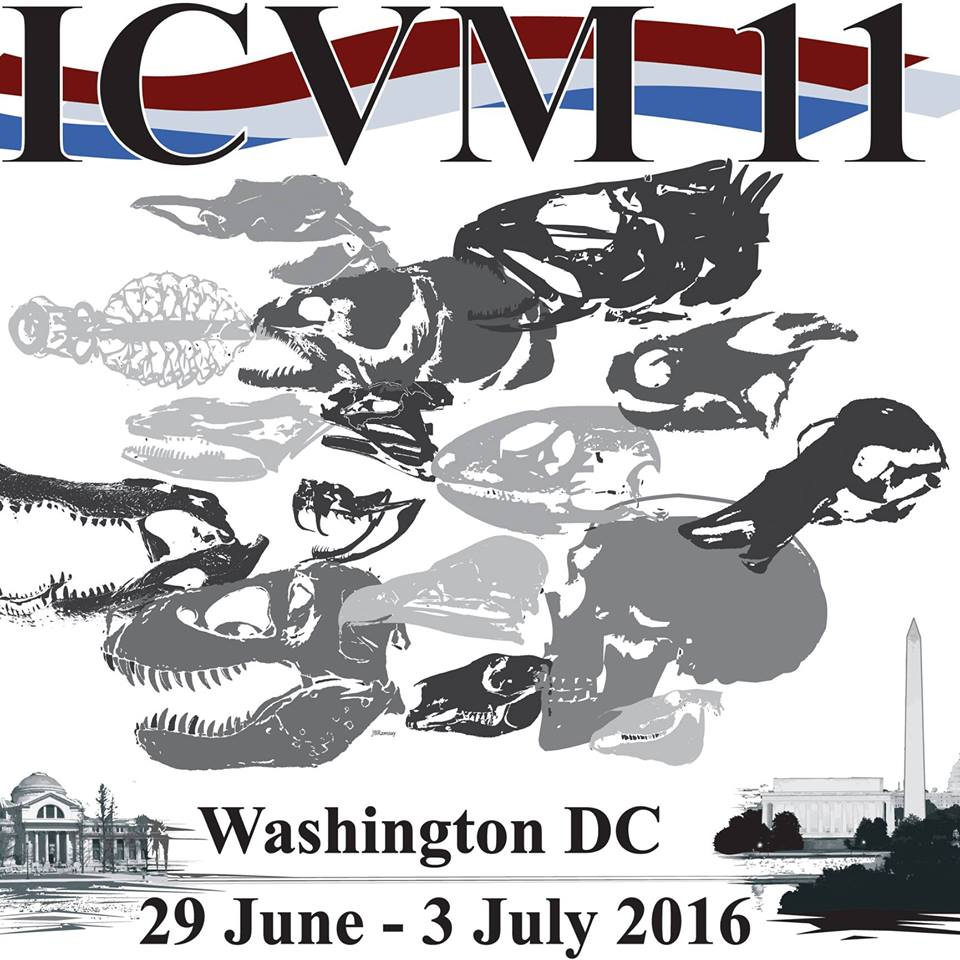 Two dozen speakers are schedule to present in our diceCT symposium at ICVM in 2016.