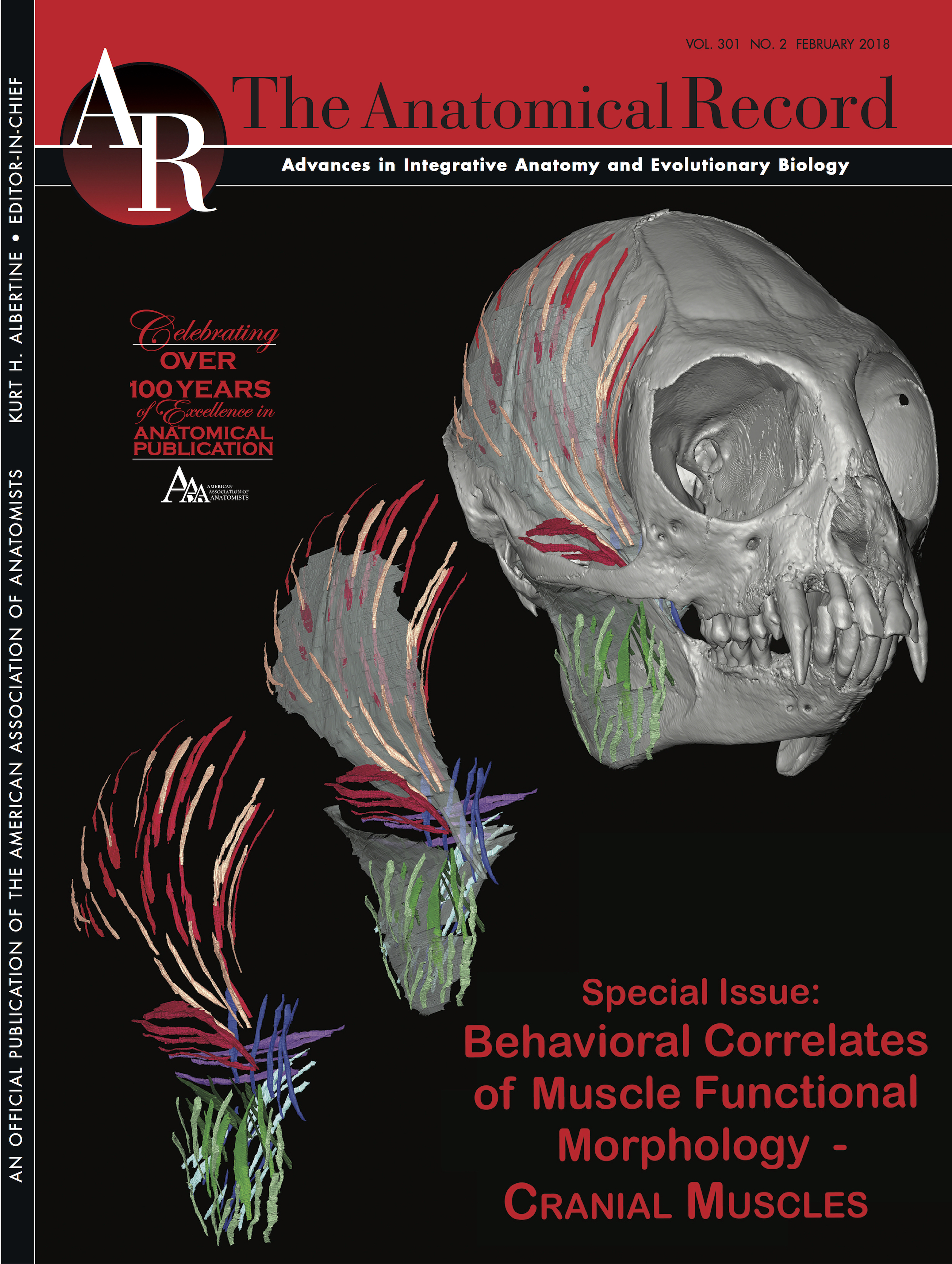 Featured Editorial Team The Anatomical Record Dicect